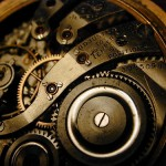 Pocketwatch inner workings